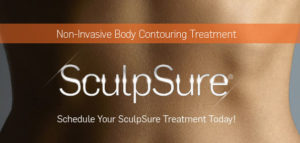 Schedule your sculpsure treatment today